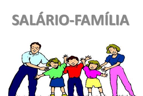 Como funciona o salário família