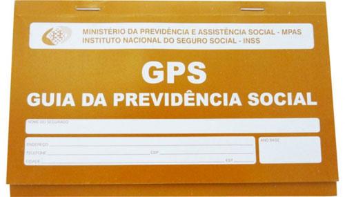 Como gerar a GPS do INSS